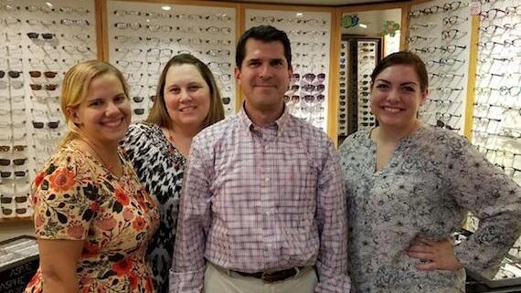 optometric team