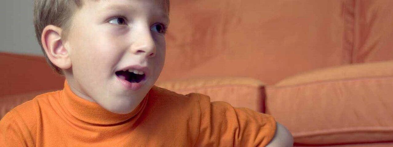 boy autistic