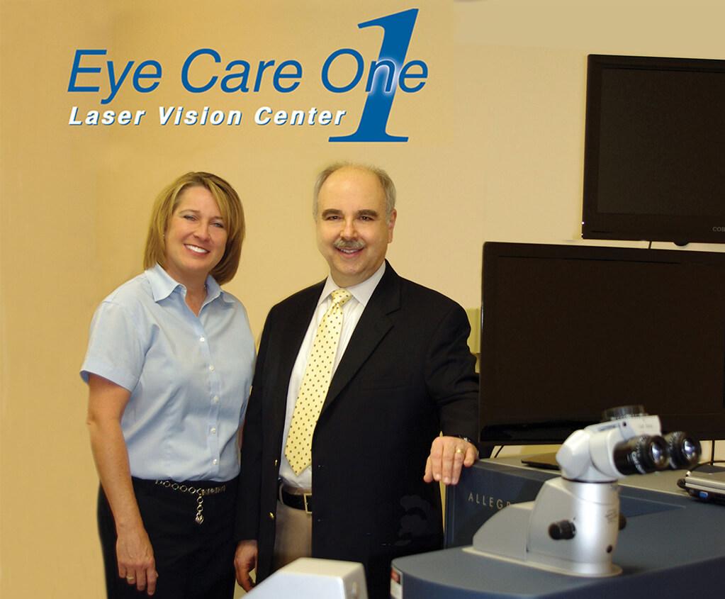 Eye Care One ad
