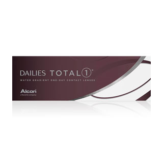 Alcon Dailies Total One Water Gradient Contact Lenses
