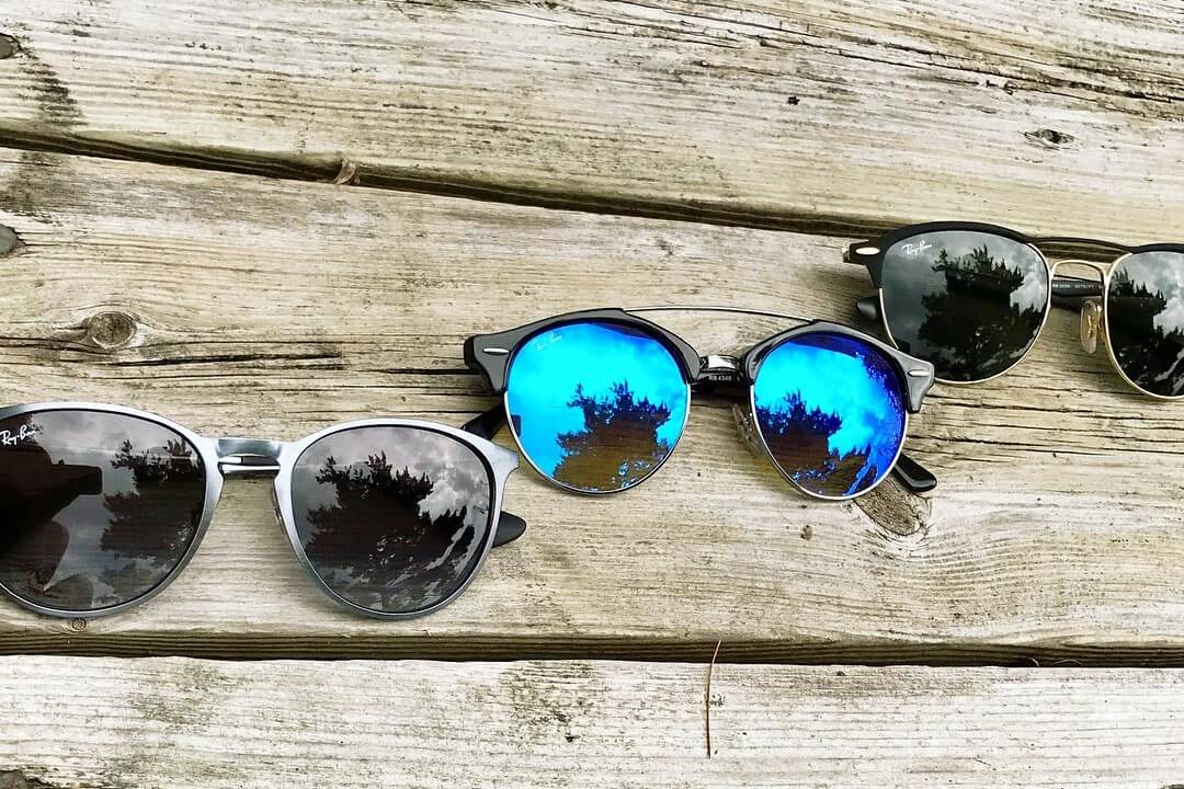 sunglasses picnic table crop