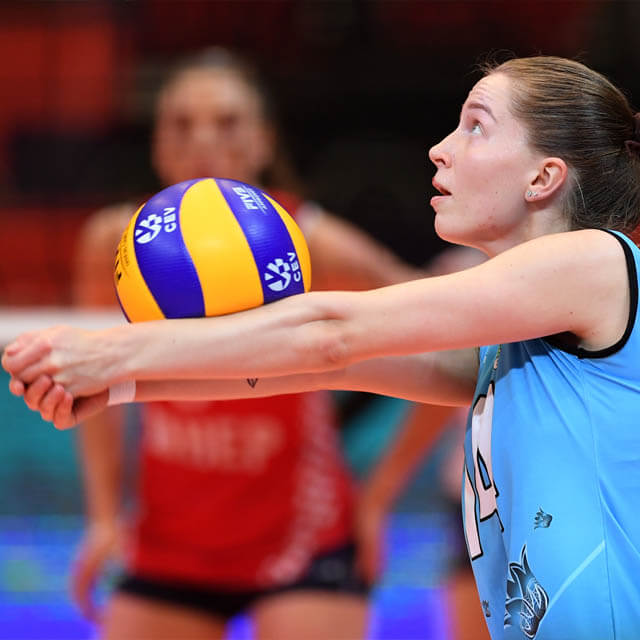 sport vision for volleyball