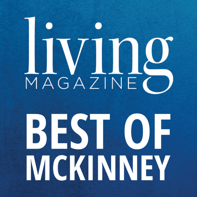 living magazine badge