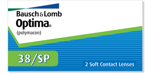 Bausch+Lomb Optima 38 sp box