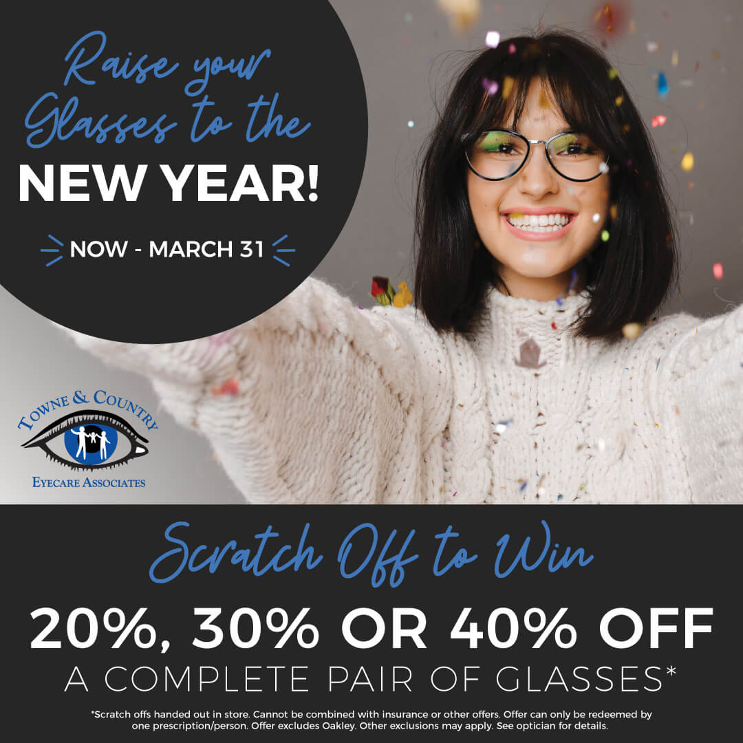 TowneCountry RaiseYourGlassesToTheNewYear Social