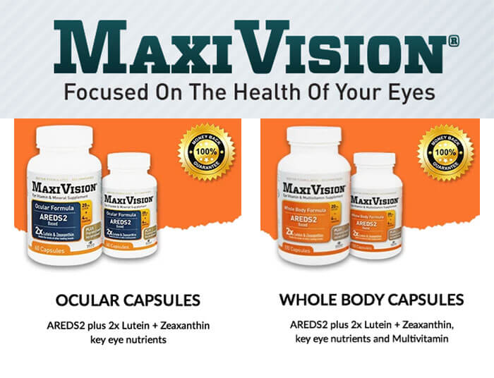 MaxiVision Products