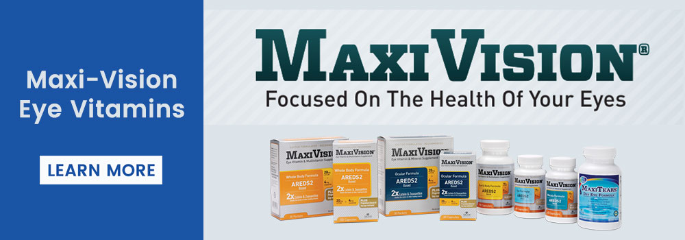 MaxiVision banner