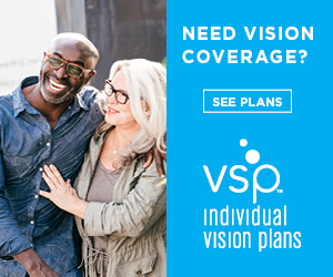 need vision coverage