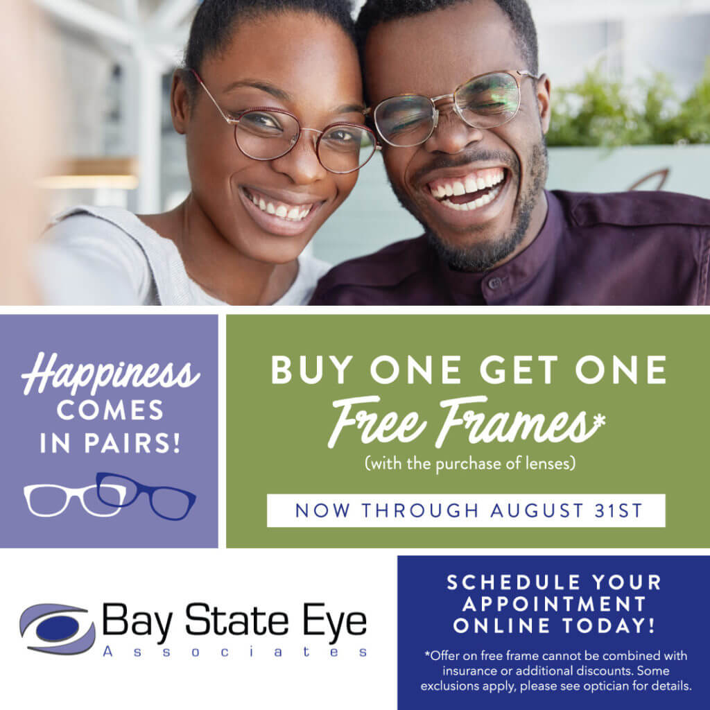 Bay State Eye Associates—Happiness Comes in Pairs Social