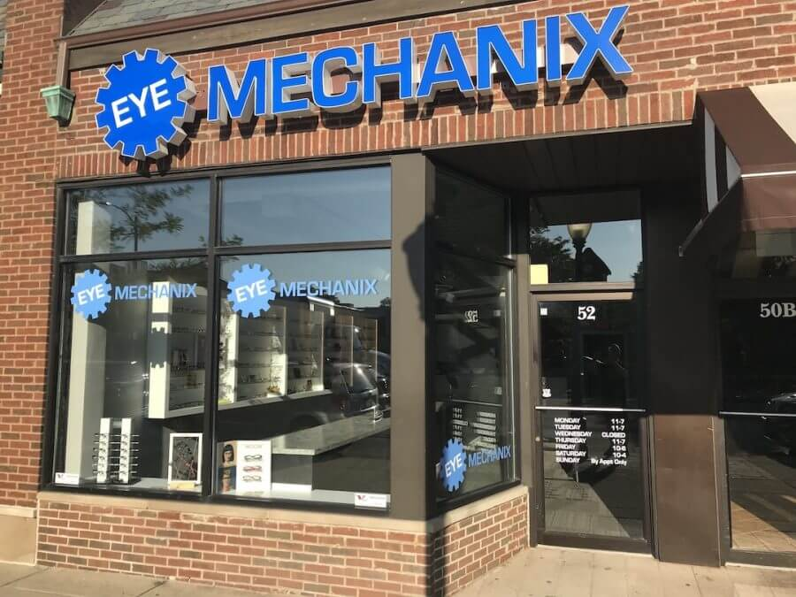 Eye Mechanix Eyecare Center at 52 S. La Grange Rd La Grange Illinois 60525 e1527787338886