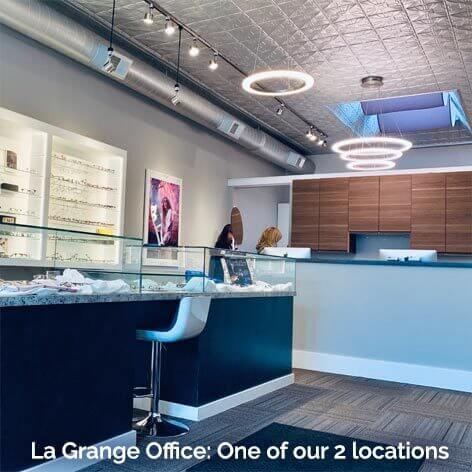 LeGrange office pic for HP eye mechanix