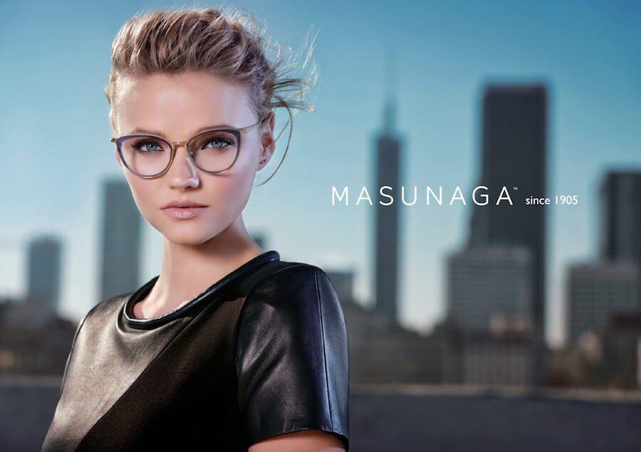 Masunaga Eyewear Collection at Eye Mechanix Eye Care Center