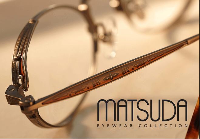Matsuda Eyewear Collection at Eye Mechanix