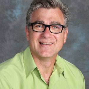 Optometrist Dr Randall Ricketts