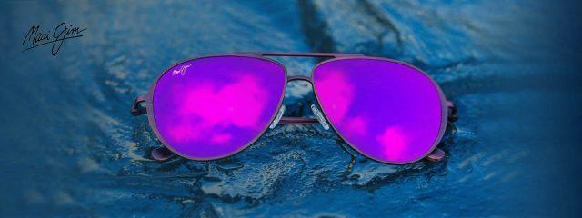 Maui Jim Designer Frames Sunglasses