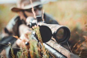 target practice man woods