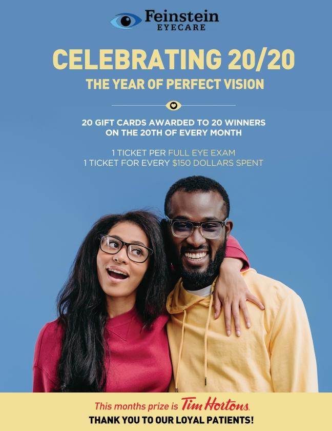 2020 promo feinstein