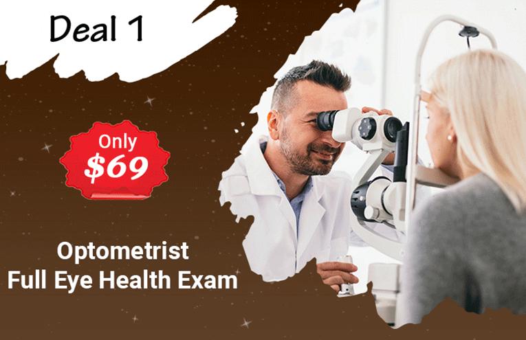 Eye Exam Deal in Richmond Hill