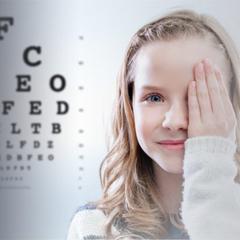 Pediatric Eye Exam in Irvine & Dana Point, California