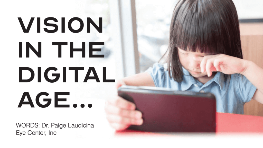 vision in the digital age