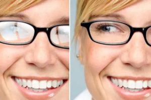 AR coating on glasses customer appreciation