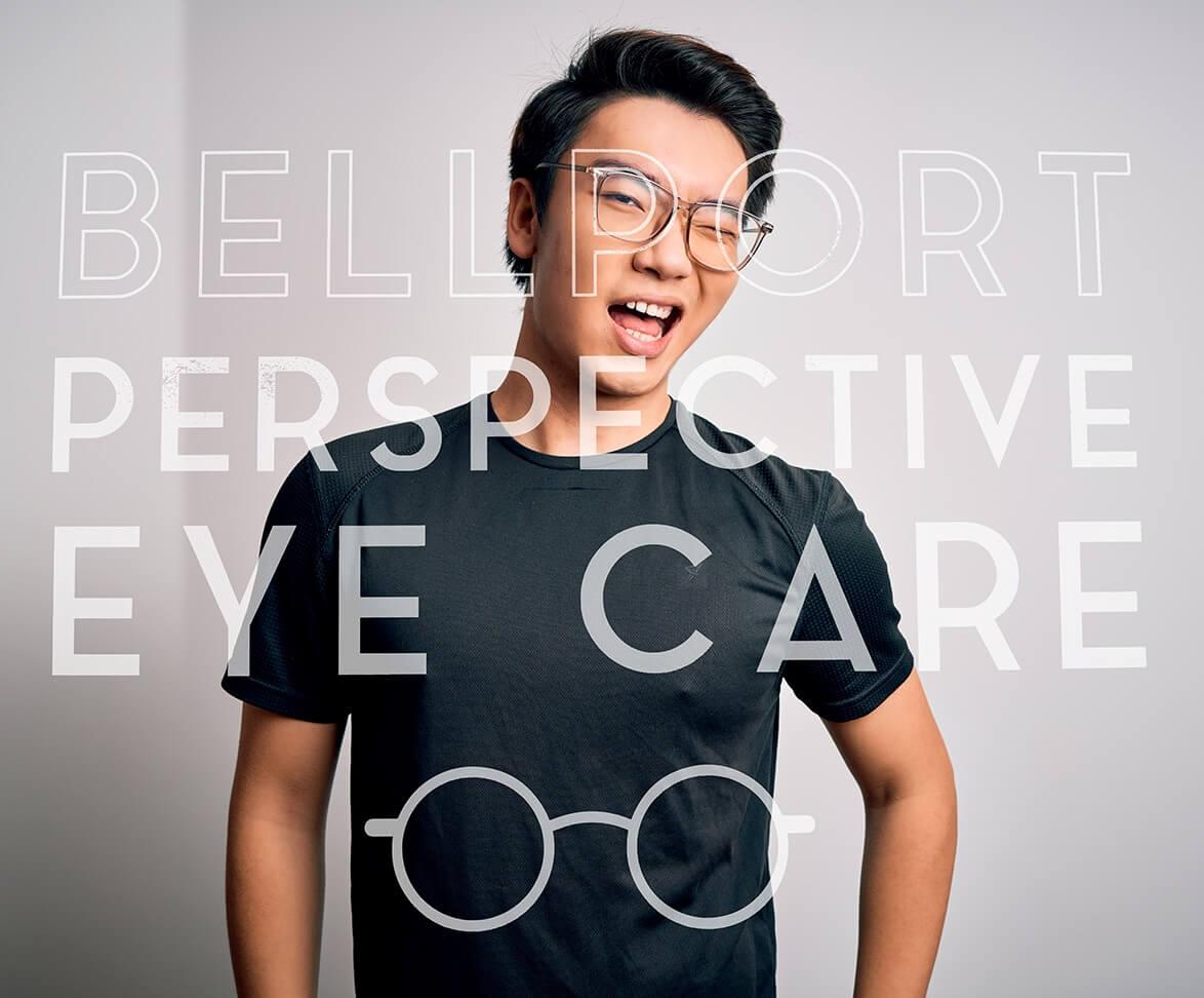 fashionable mens eyewear