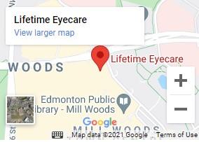 lifetimeeyecare map