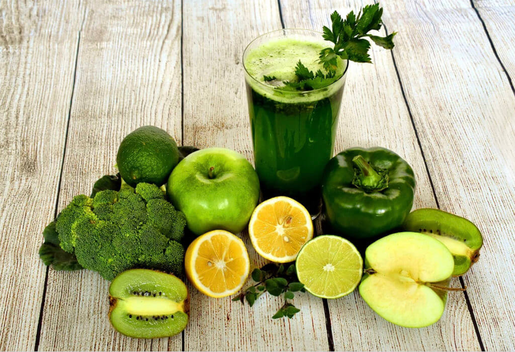 green veggies11