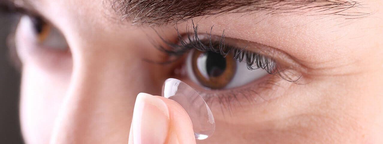 Soft Myopia Control Contact Lenses