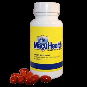 MacuHelath Bottle image