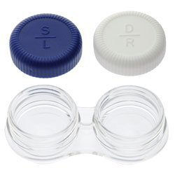 cosmetic contact lens storage case 1