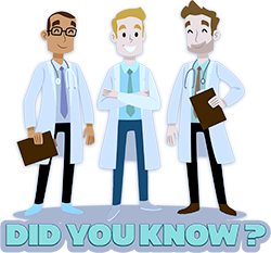 Did You Know... eye doctors