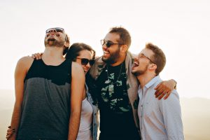 Group Hug Laughing Sunglasses 1280×853