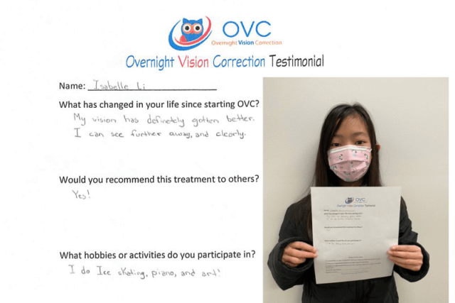 Isabelle OVC