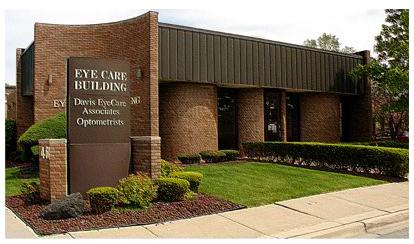 Davis EyeCare Associates Oak Lawn IL clinic