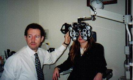 eye doctor at bethesda, maryland
