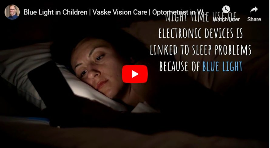 Video - Computer Vision Syndrome in Parker, Colorado