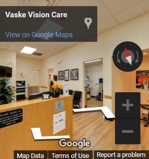 virtual tour of Vaske Vision Care - Optometrist in Parker, Colorado