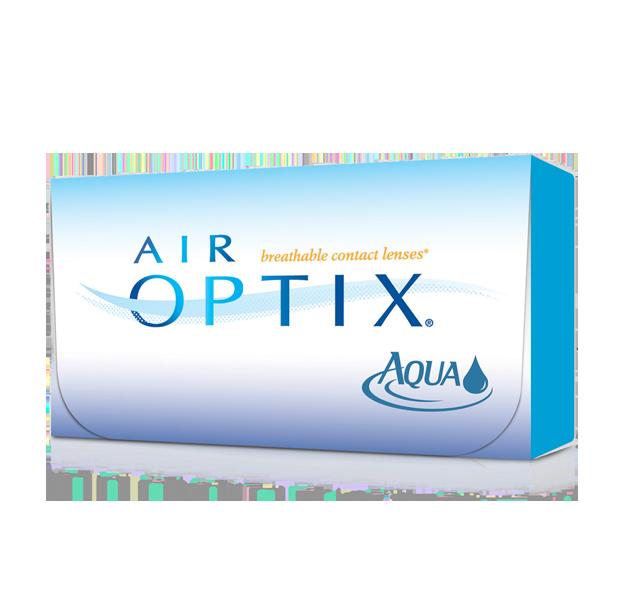 AIR OPTIX AQUA Box