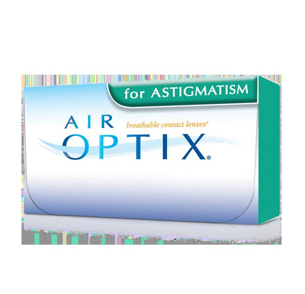 AIR OPTIX for Astigmatism BOX