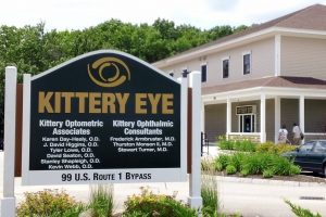 Kittery Eye exterior in Kittery, ME
