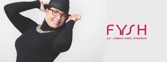 Fysh Designer Frames Logo