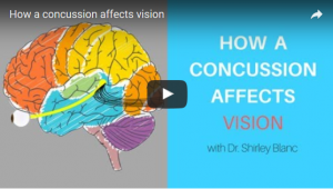 post concussion video image