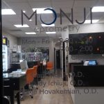 monji optometry door