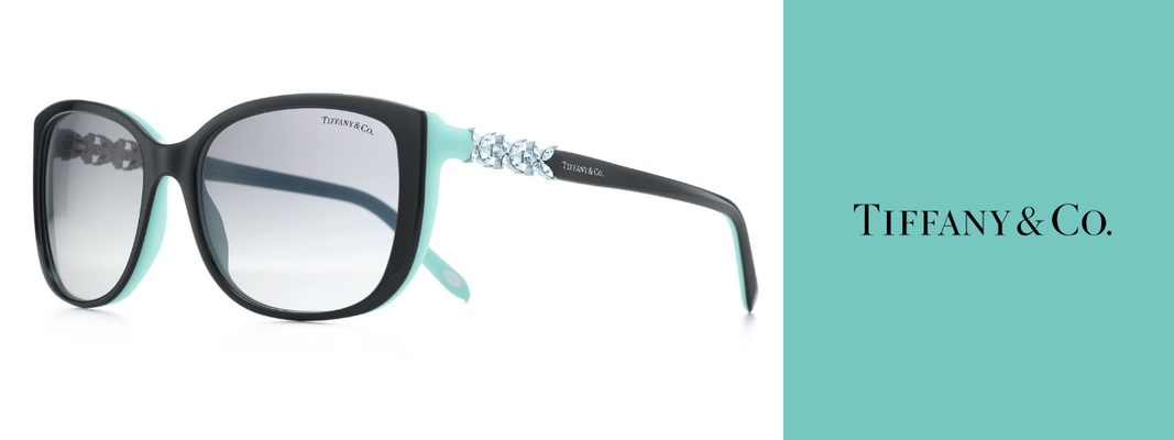 Tiffany designer brand sunglasses and other eyewear