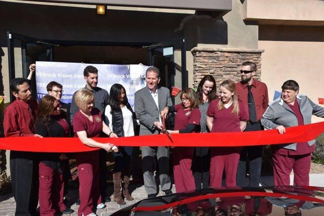 Las Vegas Low Vision driving center