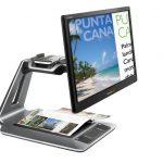 Prodigi Duo 24 inch electronic reader system