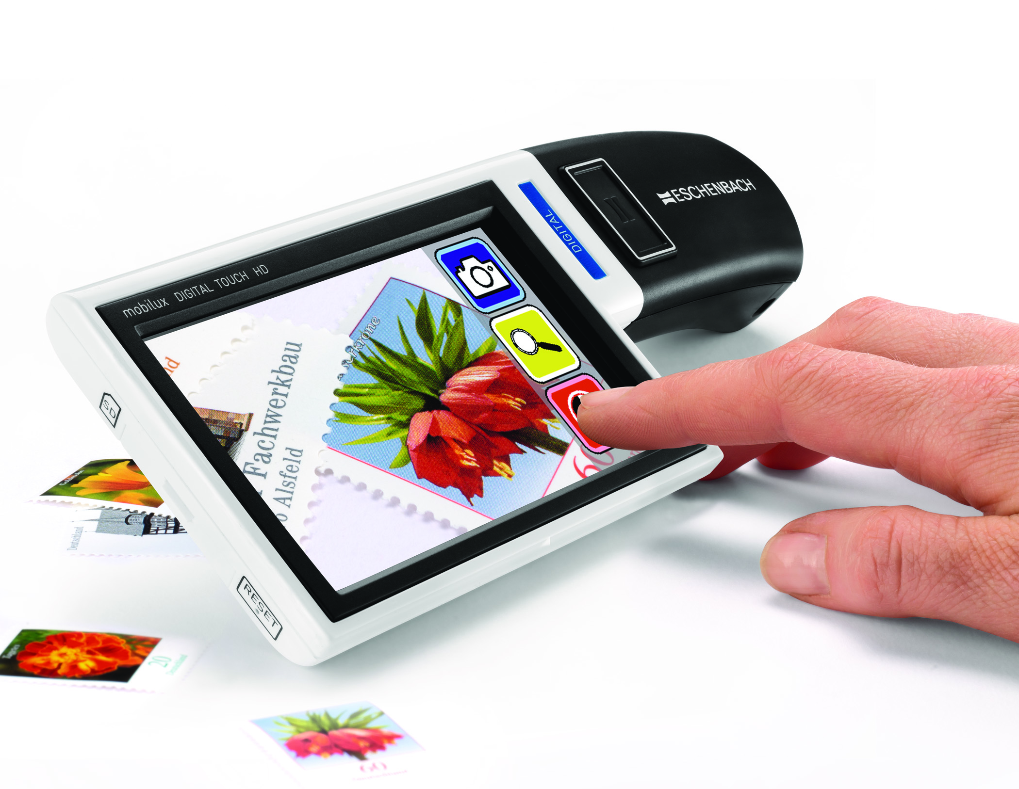 Mobilux Digital Touch 2 with stand 1655 11 300 dpi