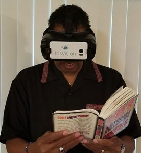 IrisVision book