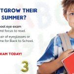 eye exam for kids in las vegas